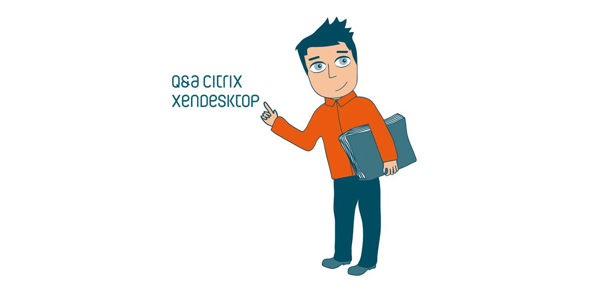 Q&A Citrix XenDesktop - Infozone - English