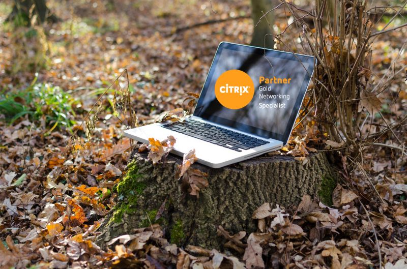 We can proudly say that we are Citrix Specialist