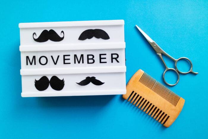 It is November and that means Movember at Infozone