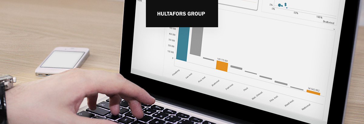 Case study Hultafors Group