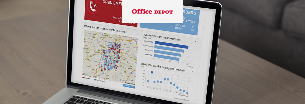 Office Depot Case Study