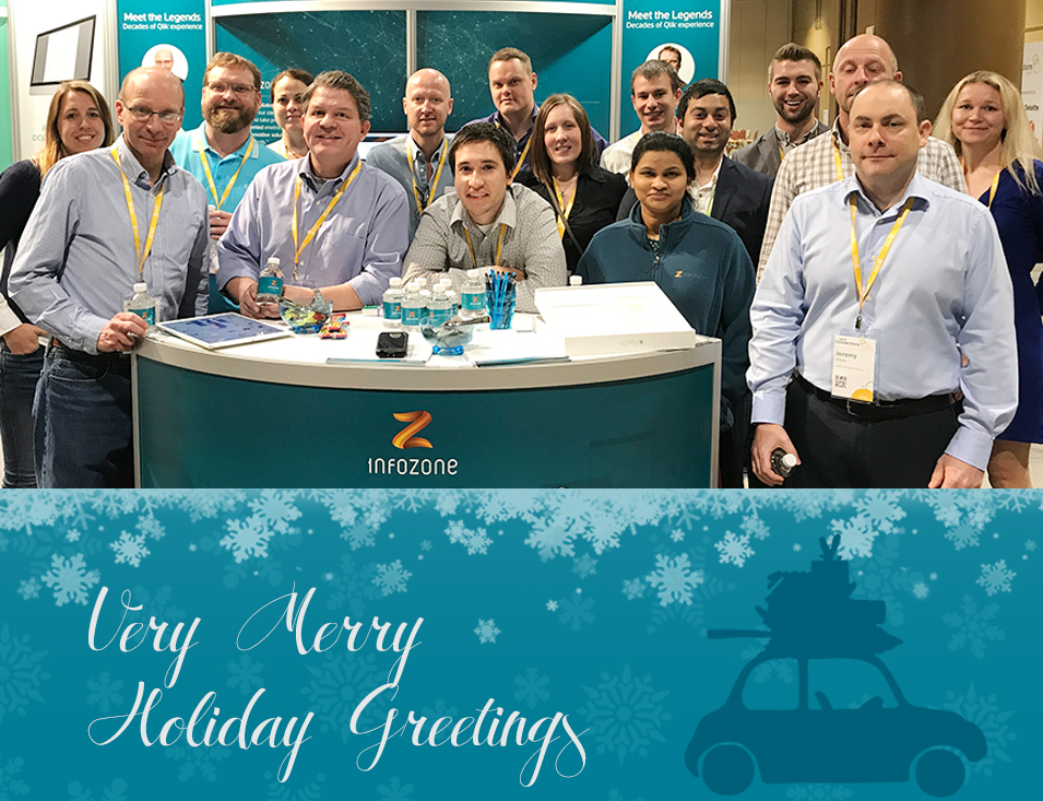 Happy Holidays from Infozone!