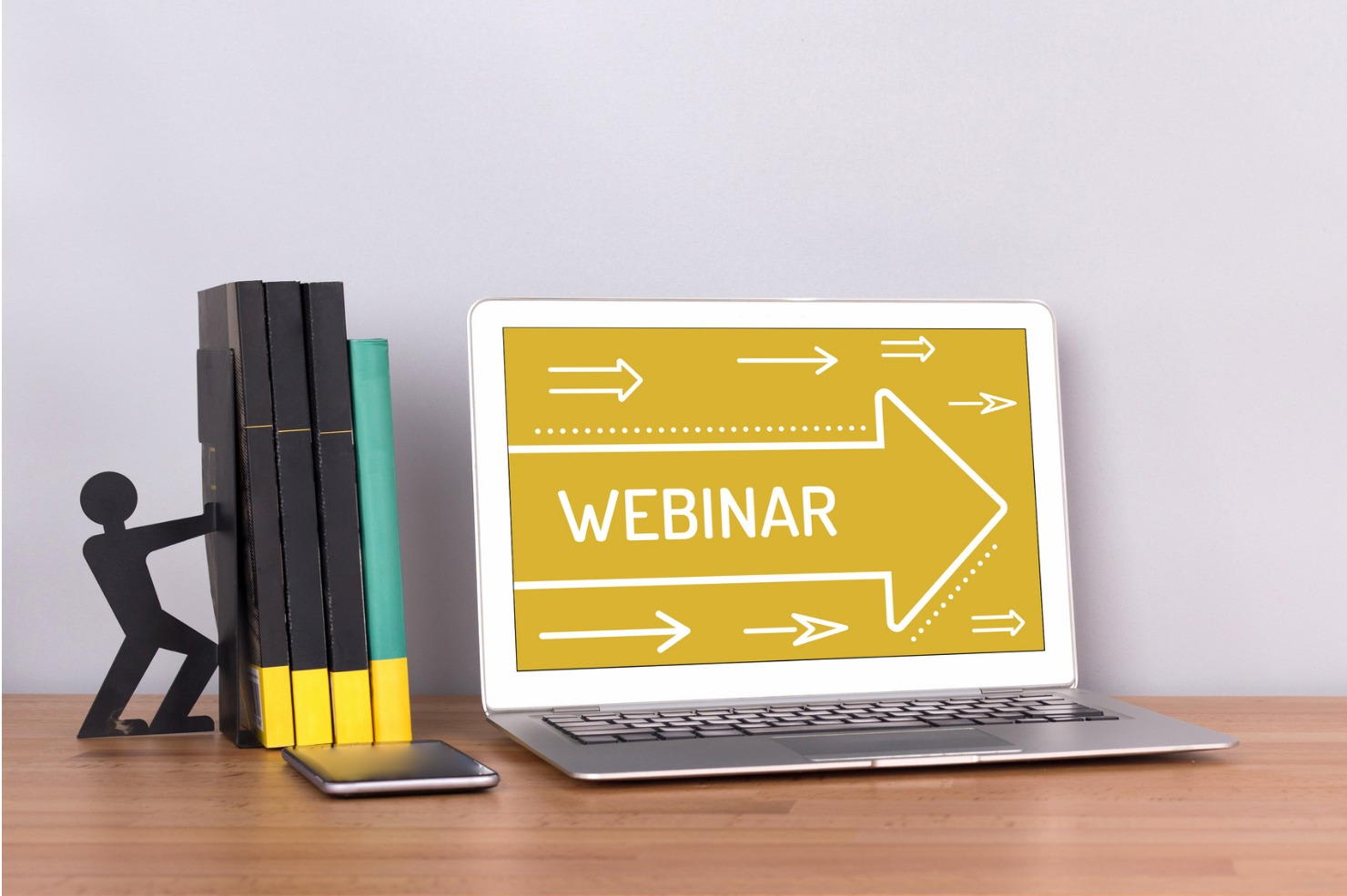 Take part in one or our educational webinar