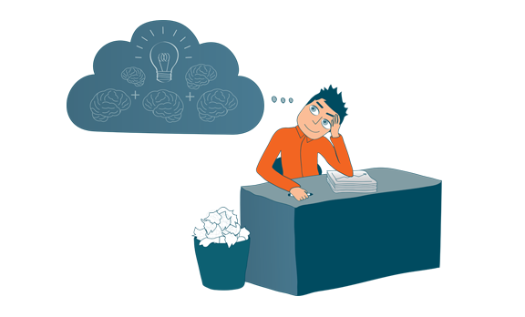 Vi erbjuder er ett bra Managed Service-koncept