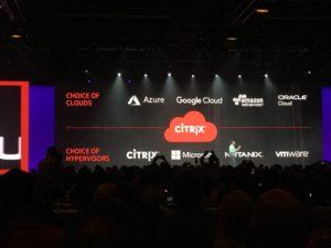 Stefan Freij rapporterar på årets Citrix Synergy