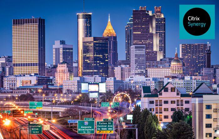 Åk med Infozone till Atlanta för Citrix Synergy