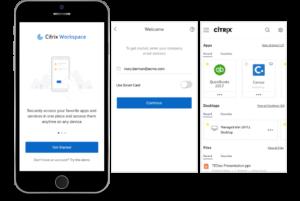 Låt oss berätta lite mer för dig om Citrix Workspace