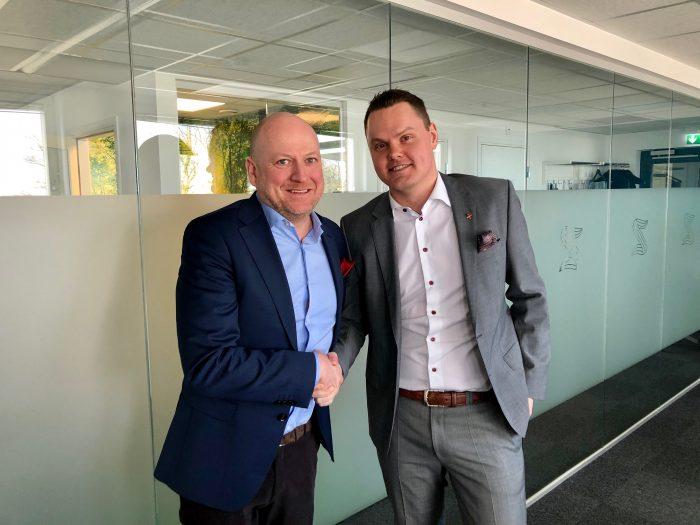 Mattias Bylund ny VD på Infozone