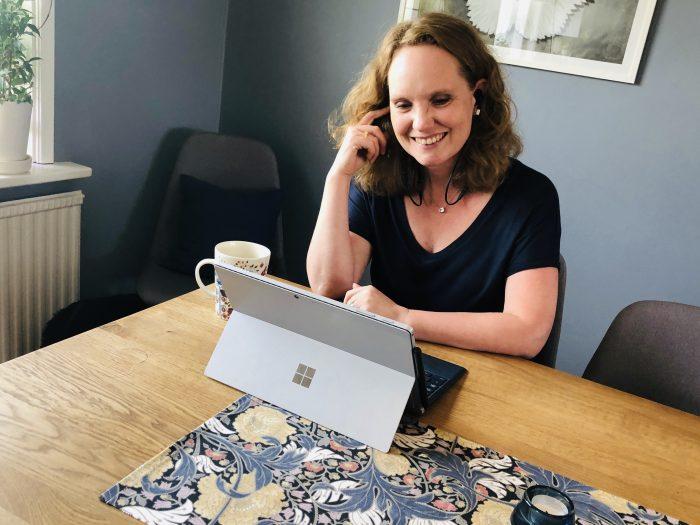 Personlig reflektion från Katarina Gullstrand där hon pratar om att Arbetet inte är en plats