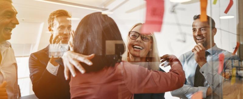 Sök en av våra lediga tjänster idag och bli en del av team Infozone