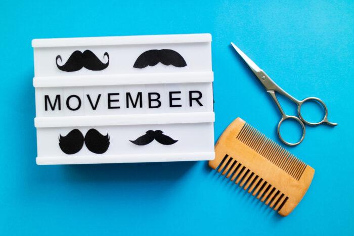 Det är November vilket betyder att vi kickar igång Movember på Infozone