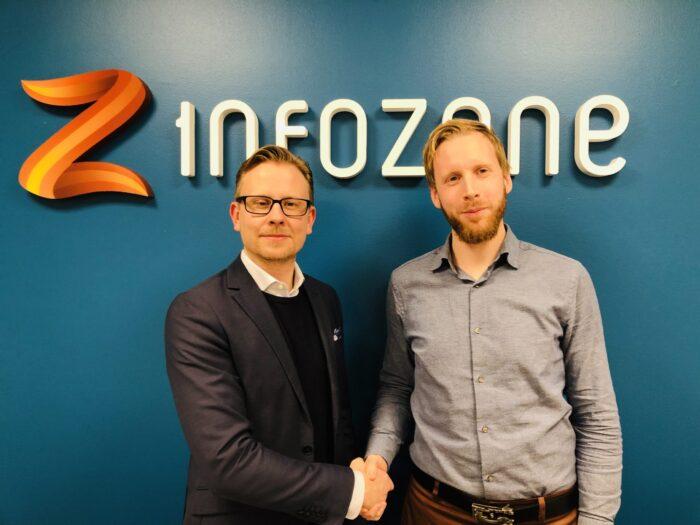 Ny Regionchef till Infozone i Mitt