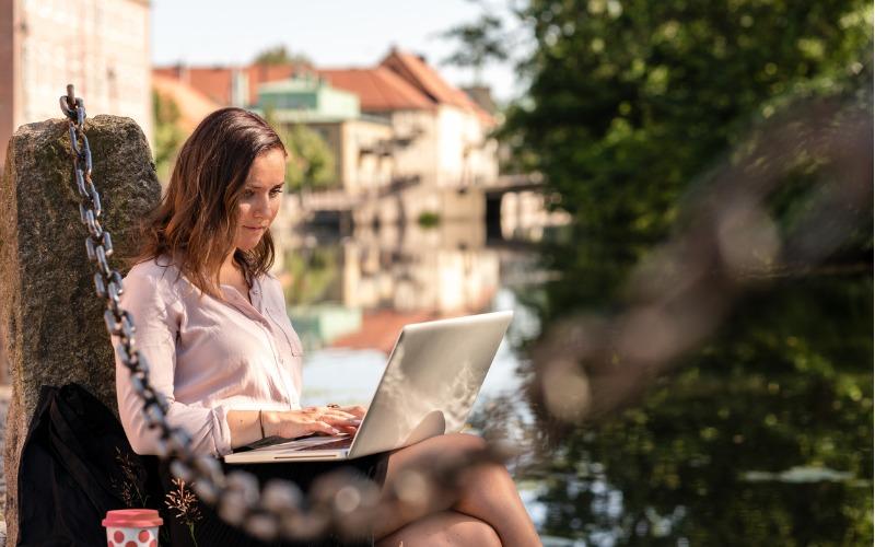 Med virtuella skrivbord kan ni arbeta från den plats ni önskar