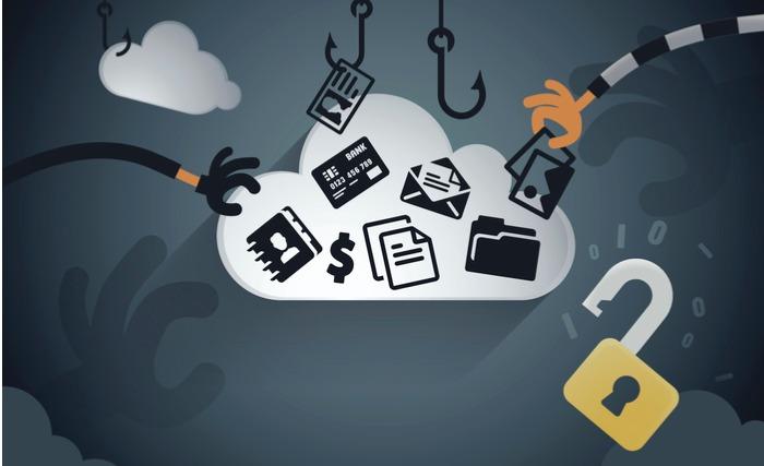 Ett blogginlägg med säkerhet i molnet i fokus
