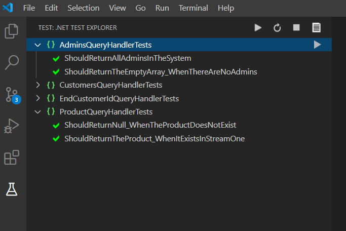 Enhetstester i Visual Studio Code
